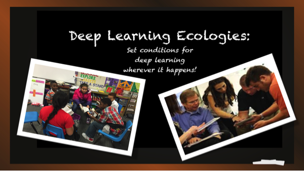 Learn Deep: HSD Tools to Grow a Professional Learning Ecology